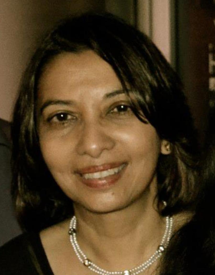 Anila Preston